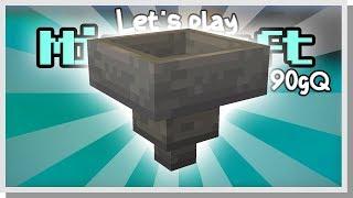 LP Minecraft på 90gQ #123 - HOPPER-PROBLEMET! [FIXAD]