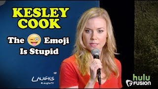 The Tongue Face Emoji Is Stupid   Kelsey Cook   Stand-Up Comedy