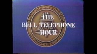 NBC-TV The Bell Telephone Hour ″Till Autumn″ (1962)