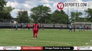 Chicago Premier vs. La Juve Torneo Internacional Premier Pollo Cris Cris