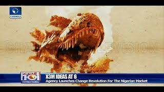 X3M Ideas Unveils Dinosaur Statue To Spearhead Innovation