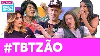 Deu a LOUCA no MULTISHOW! | #TBTZÃO | Humor Multishow