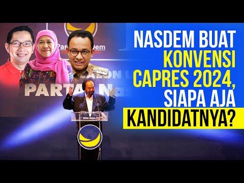 Surya Paloh Bertemu Ridwan Kamil, Bakal Dipinang Jadi Capres Nasdem 2024?