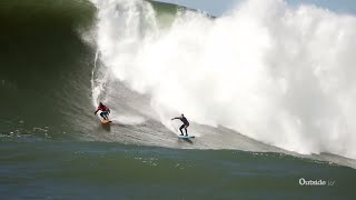 Ryan Seelbach Shows What It's Like to Big Wave Surf Mavericks | Locals