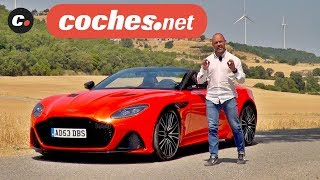 Aston Martin DBS Superleggera Volante V12 2019 | Prueba / Test / Review en español | coches