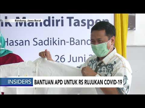 Bantuan APD untuk RS Rujukan Covid-19