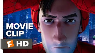 Spider-Man: Into the Spider-Verse Movie Clip - Meet Peter Parker (2018)   Movieclips Coming Soon