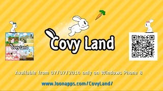 Covy Land Trailer - An Action Game made by Loon Apps