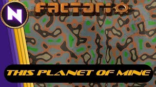 Factorio ″This Planet of Mine″ #9 WHERE IS MY CAR