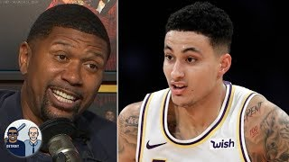 The Lakers don't just have LeBron and AD, they also have Kyle Kuzma! - Jalen Rose | Jalen & Jacoby