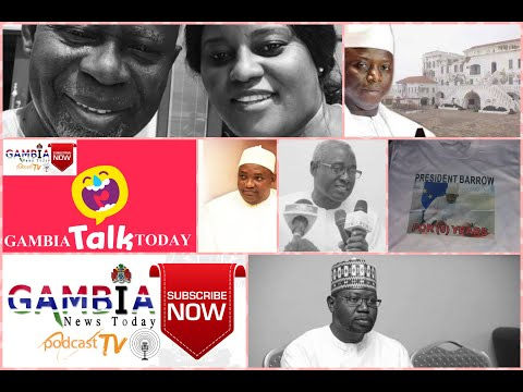 GAMBIA TODAY TALK 12TH JANUARY 2020