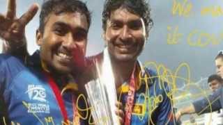 கர்ம வீரர்கள் | Men on Mission | A Tribute to SANGA and MAHELA