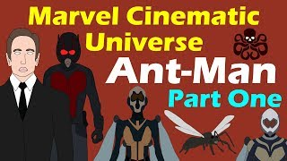 Marvel Cinematic Universe: Ant-Man (Part 1 - No Spoilers for AMatW)