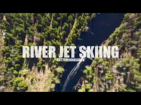 JET SKIING - FLOODED RIVER - ANTTI PENDIKAINEN