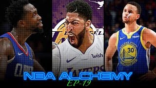 Lakers trade for AD? Are the Clippers for real? and DUBS!