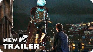 SPIDER-MAN: FAR FROM HOME First Clips (2019) Marvel Movie