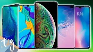 Lo MEJOR de los smartphone TOP de 2019