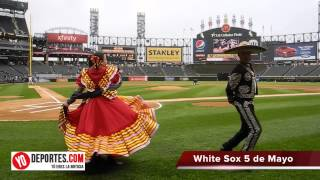 Happy 5 de Mayo 2015 en los White Sox