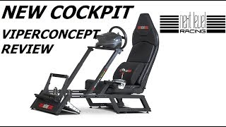 review: Next level Racing F-GT Cockpit