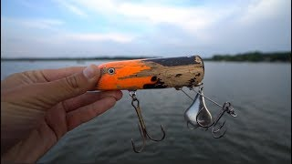 This DUMB Lure Catches SO MANY Giant Fish!!