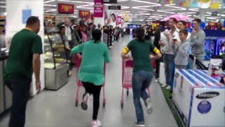 Bring the Action - Game trolley dash