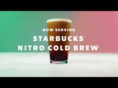 Whoa Nitro :06 — Starbucks Nitro Cold Brew Summer 2019