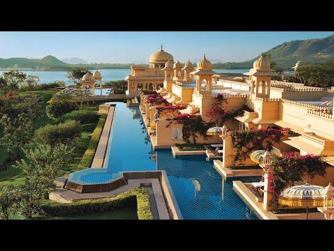 OBEROI UDAIVILAS: best luxury hotel in India (phenomenal!)