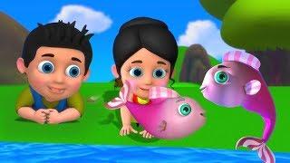 Balgeet For Babies | बच्चों के लिए Nursery Rhymes । बच्चों के गाने &