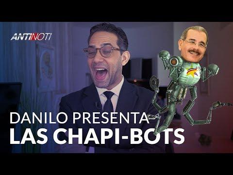 Domínguez Brito con los Jordans y Danilo con las chapibots - #Antinoti