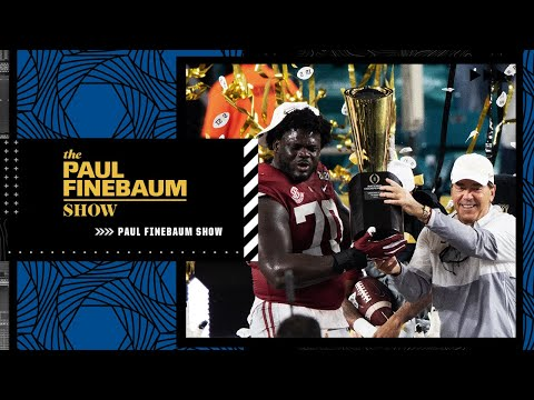 Dinich on CFP size - 'I haven't run into anyone who's wishy washy on 12'   The Paul Finebaum Show
