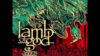 Lamb of God - Hourglass (Lyrics) [HQ]