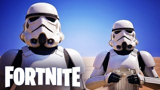 Fortnite - Official Imperial Stormtrooper Announcement Trailer