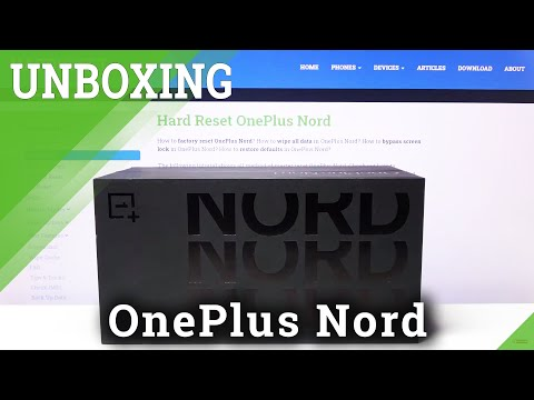 Unboxing of OnePlus Nord – What You'll Find in Box?