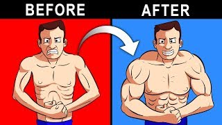 How To Build Muscle (5 EASY STEPS!)