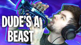 DUDE'S A BEAST   Fortnite (Battle Royale) Jacksepticeye Songify Remix By Schmoyoho
