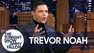 Trevor Noah Spoke to Astronauts in Space at NASA