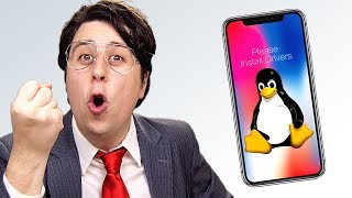 If Linux Took Over Apple