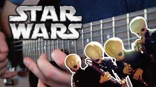 Star Wars Cantina Theme on Guitar