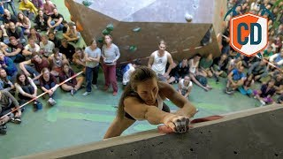 Full Commitment And POWER At The Boulder Cup | Climbing Daily Ep.1467