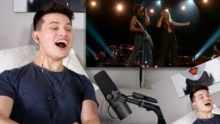 Vocal Coach Reacts to Shawn Mendes & Miley Cyrus Singing ″In My Blood″