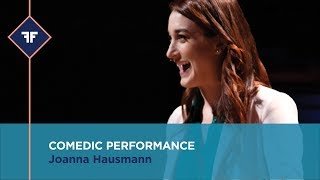 COMEDIC PERFORMANCE | Joanna Hausmann | 2018 OFF in NY