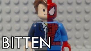 The Ultimate LEGO Spider-Man [S1E1]- ″Bitten″ (LewisFilmsStudios)