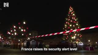 Deadly shooting at Christmas market in France