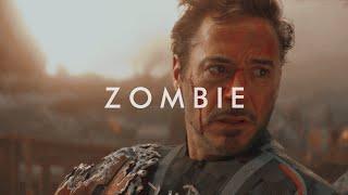 (Marvel) Tony Stark // Zombie