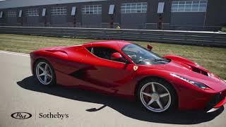 Monterey 2018: 2014 Ferrari LaFerrari