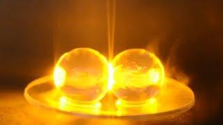 How Microwaving Grapes Makes Plasma