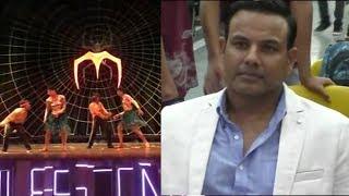 मसूरी के सैंट जार्ज कालेज के कार्यक्रम में पहुंचे मशहूर टीवी एक्टर भूपेन्द्र सिंह