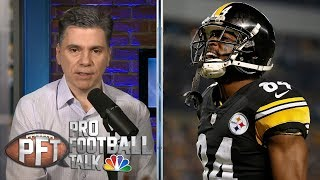 Could Antonio Brown be suspended for tweets? | Pro Football Talk | NBC Sports