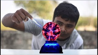 ✳️5 Awesome Science Experiments With Plasma Ball in Hindi