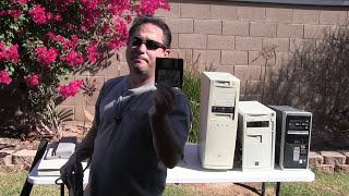 Remembering old hardware - LIVE